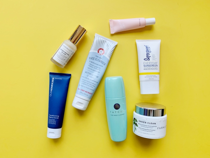 Skincare Products That Saved My Face!